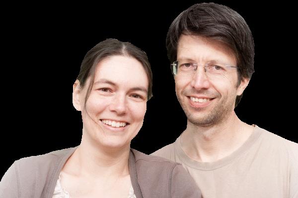 Anna und Nando Stöcklin