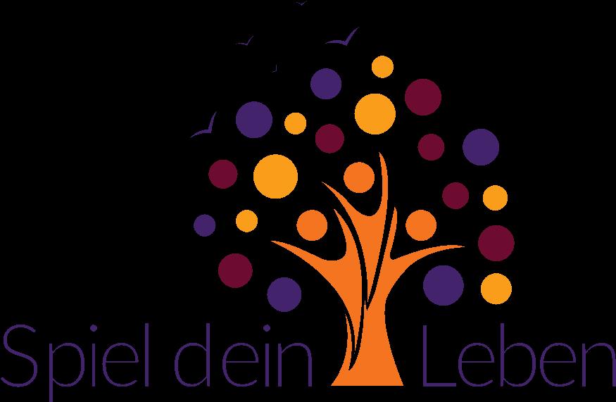 Logo Spiel dein Leben – Potenzial entfalten mit System